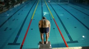 hardships of professional swimming